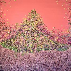 Sienna Thicket by Allison Green