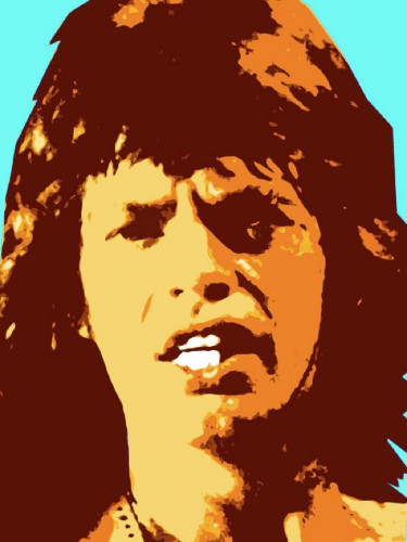Mick by Kim Luttrell