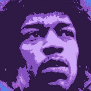 Jimi by Kim Luttrell