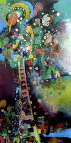 Ladder by Fumiko Toda
