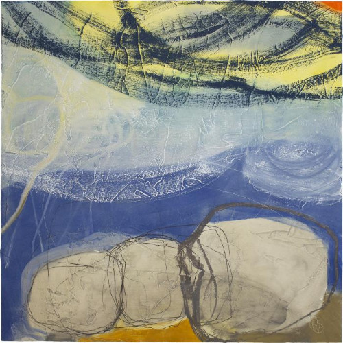 Ode to the Humboldt Current II by Rachelle Krieger