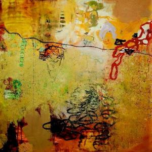 Walking the Line by Lisa Pressman