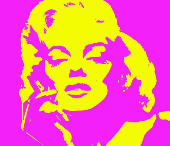 Marilyn by Kim Luttrell