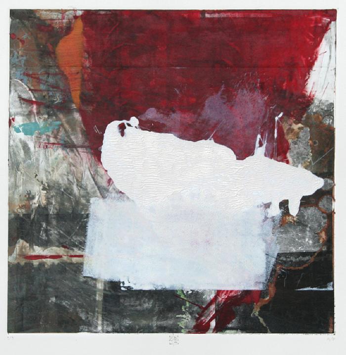WhiteOutOutside by Karin Bruckner