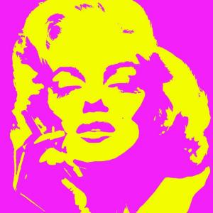 Marilyn by Kim Luttrell