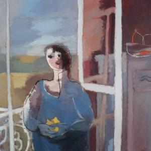 La Femme aux Deux Citrons by Sarah Picon