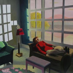 Light Squares by Kathy Osborn