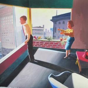 Turn Around Darling by Kathy Osborn