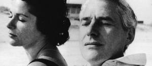 Ruth Kligman and Willem de Kooning by John Jonas Gruen