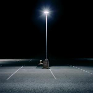 Parking Lot by Maria Passarotti