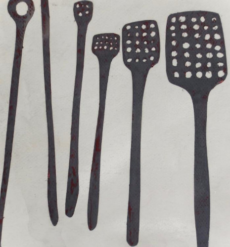 Spoons for Seeds by Angela A'Court