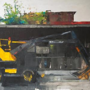 The End of Gansevoort Street by Ruth Shively