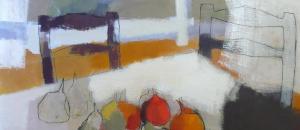Table aux Fruits d'Autonme by Sarah Picon