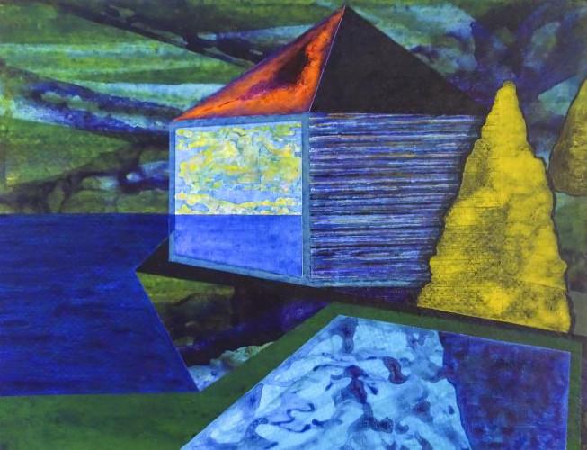 Pelagic Oracle by James Isherwood