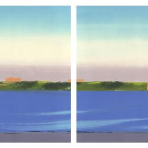 The Beach by Rachel Burgess