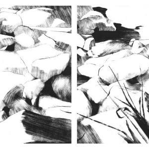 Rocks by Rachel Burgess