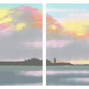 Lighthouse by Rachel Burgess