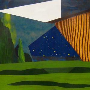 Moon Drop by James Isherwood