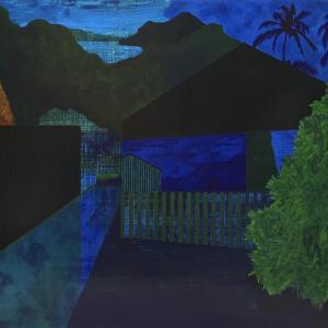 Halcyon Night by James Isherwood