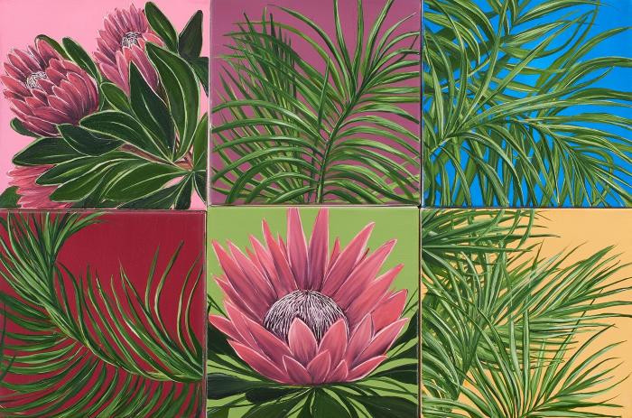 Tropical Studies by Allison Green