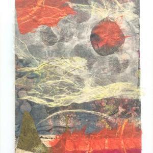 Eruption by Karin Bruckner