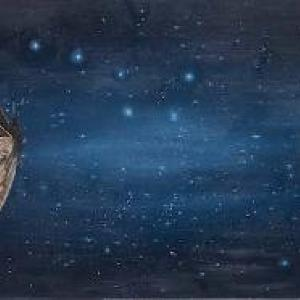 Celestial Navigation by Allison Green