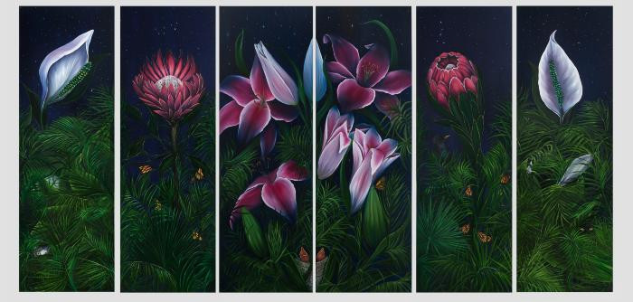 The Night Garden by Allison Green