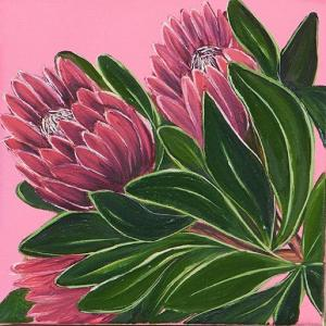 Tropical Study 1 by Allison Green