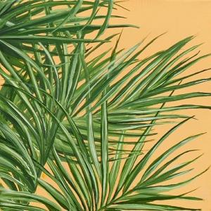 Tropical Study 6  by Allison Green