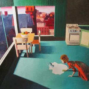 Spilt Milk by Kathy Osborn