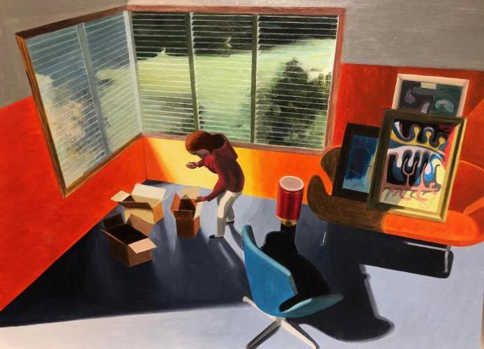 Moving Day by Kathy Osborn