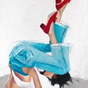 Red Shoes by Ruth Shively