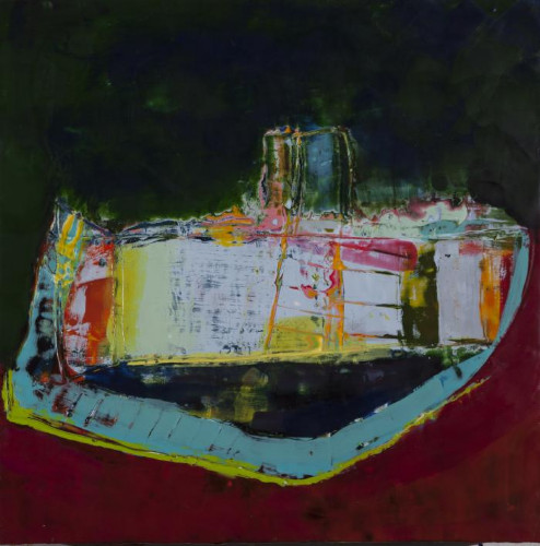 Moored by Lisa Pressman