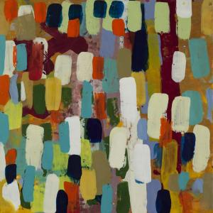 Hidden Spaces 5 by Lisa Pressman