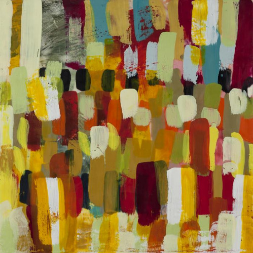 Hidden Spaces 4 by Lisa Pressman