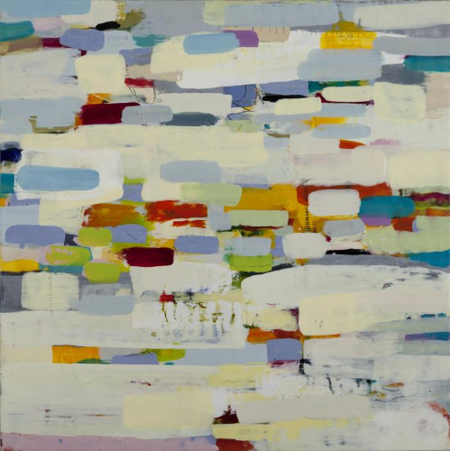 Hidden Spaces 6 by Lisa Pressman