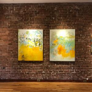 Lisa Pressman and Soonae Tark: A Two-Person Exhibition