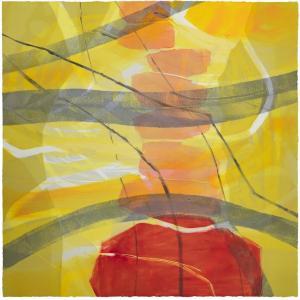 Cairn 3 by Rachelle Krieger