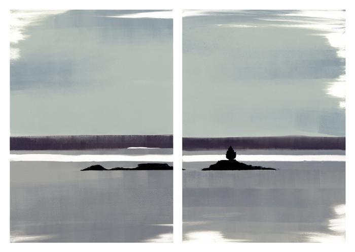 Calm by Rachel Burgess