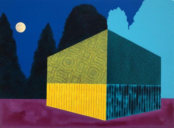 Night Scene by James Isherwood