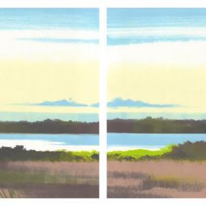 Pale Sky by Rachel Burgess
