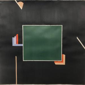 Black by Carole Eisner