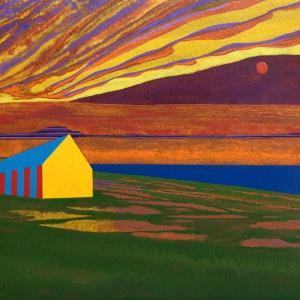 Desert Coast by James Isherwood