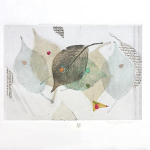 Turning Over A New Leaf by Karin Bruckner