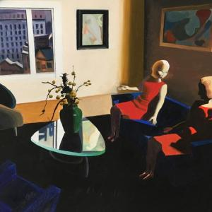 The Conversation by Kathy Osborn