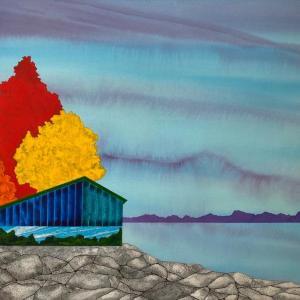 Isle by James Isherwood