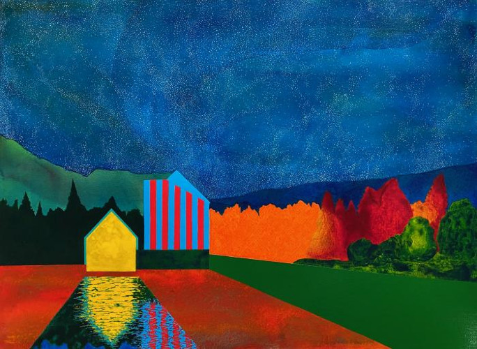 Waking Dream by James Isherwood