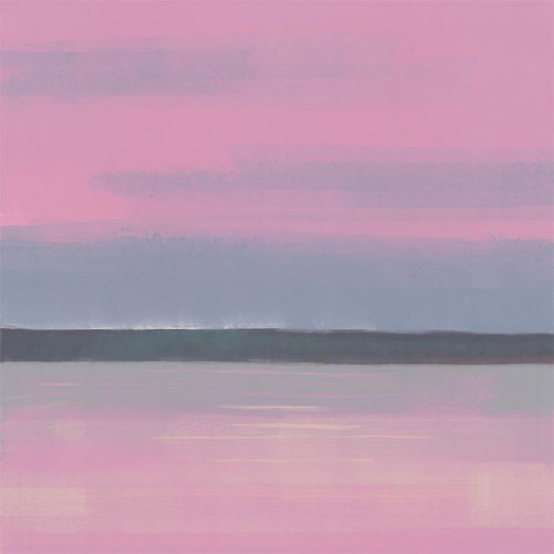 Pink Lake by Rachel Burgess