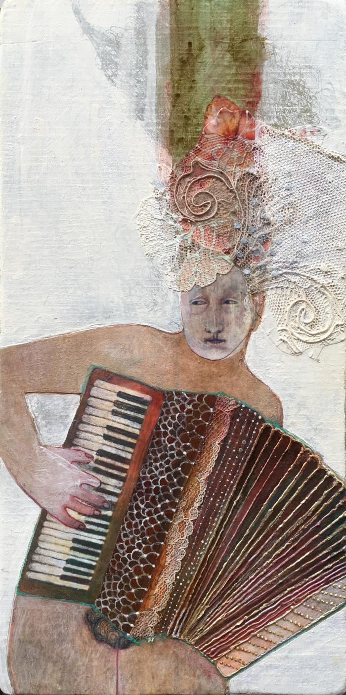 Accordion by Deirdre O'Connell