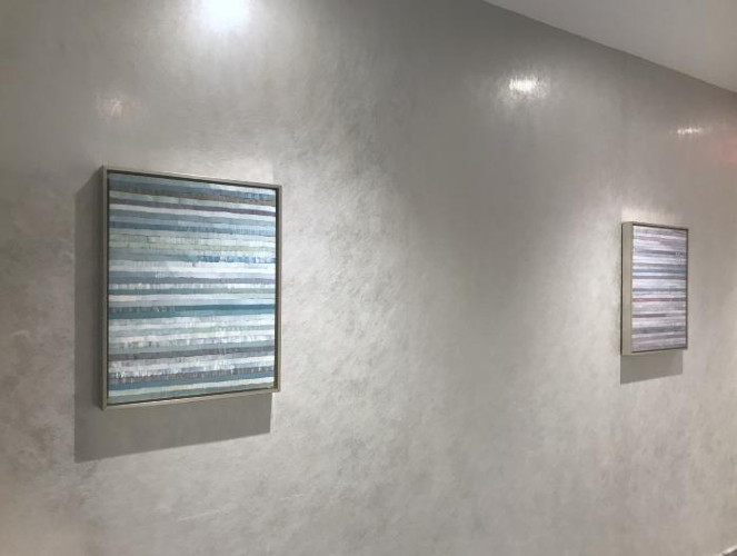 Installation View of Chase Langford